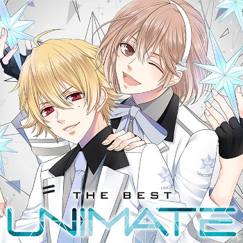 【連動特典付】UNICORN Jr. THE BEST 「UNIMATE」 ツバサ・テルマver/LAGRANGE POINT THE BEST 「Lagjuliet Ⅱ」 キラver/MARGINAL#4 THE BEST 「STAR CLUSTER 3」 エル・アールver