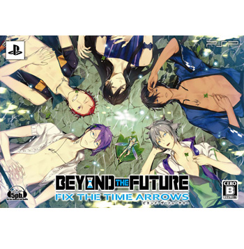 [PSP]BEYOND THE FUTURE 限定版