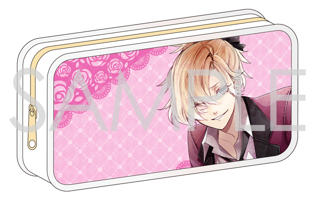 【50%OFF_SPRING_SALE_2019】DIABOLIK LOVERS BLOODY BOUQUET ペンケース(コウ)