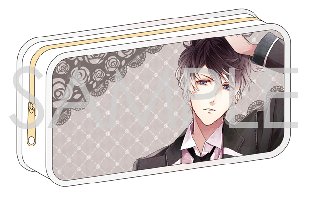 【50%OFF_SPRING_SALE_2019】DIABOLIK LOVERS BLOODY BOUQUET ペンケース(ルキ)