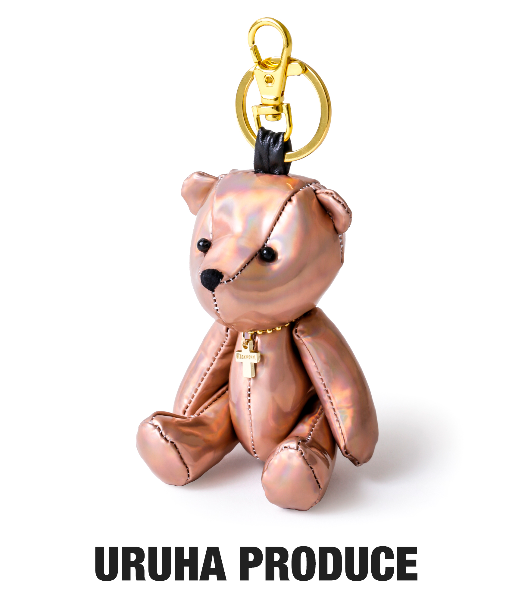 BEAR KEY RING (URUHA PRODUCE)