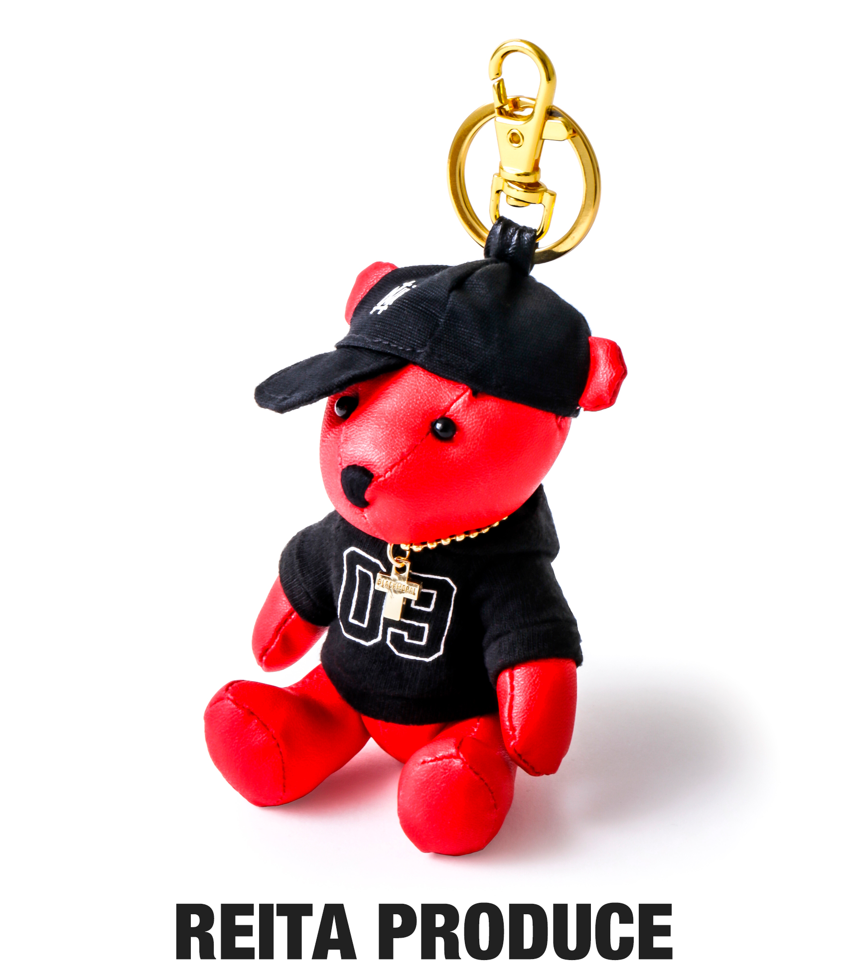 BEAR KEY RING (REITA PRODUCE)
