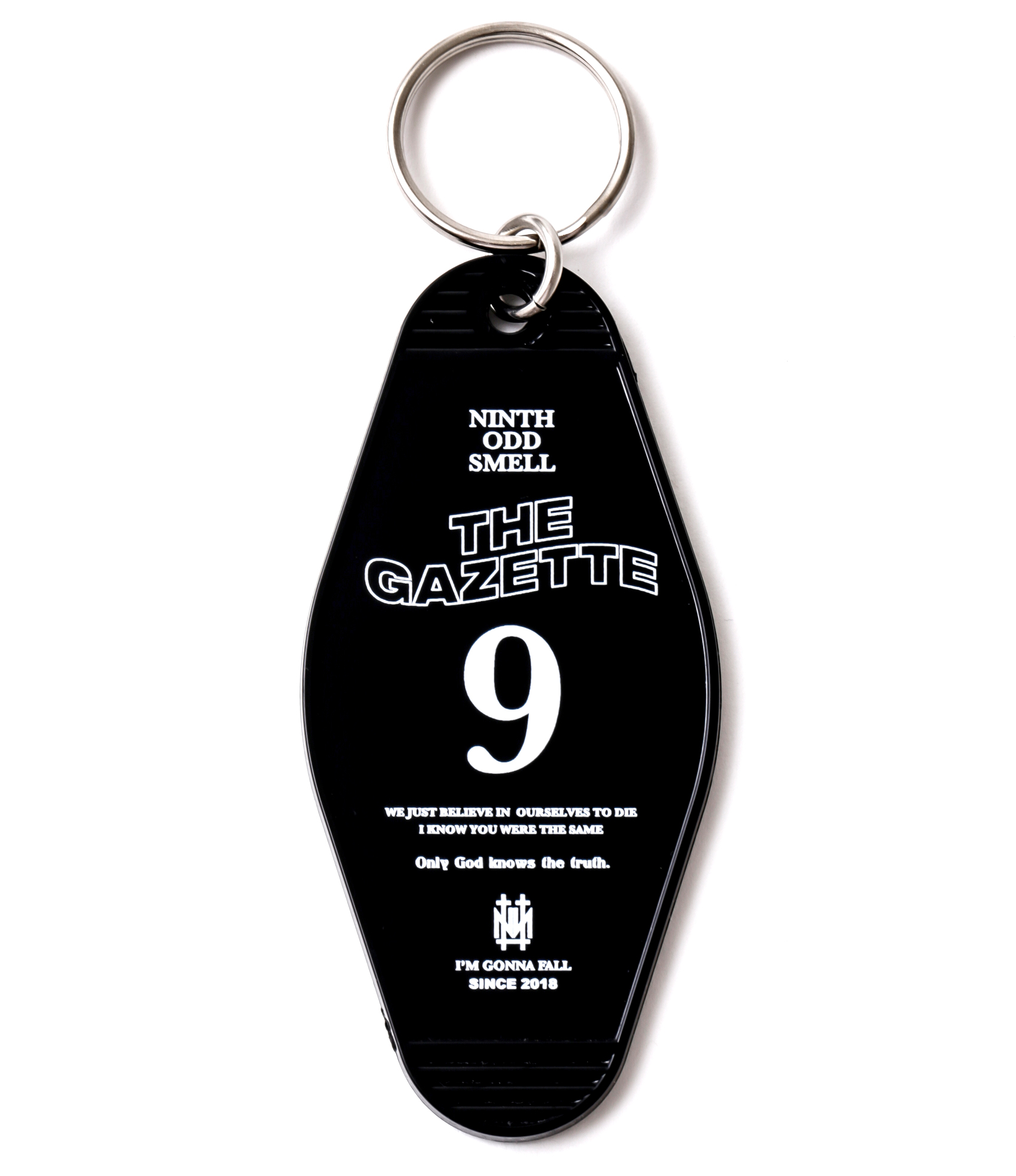 HOTEL KEY HOLDER / BLK