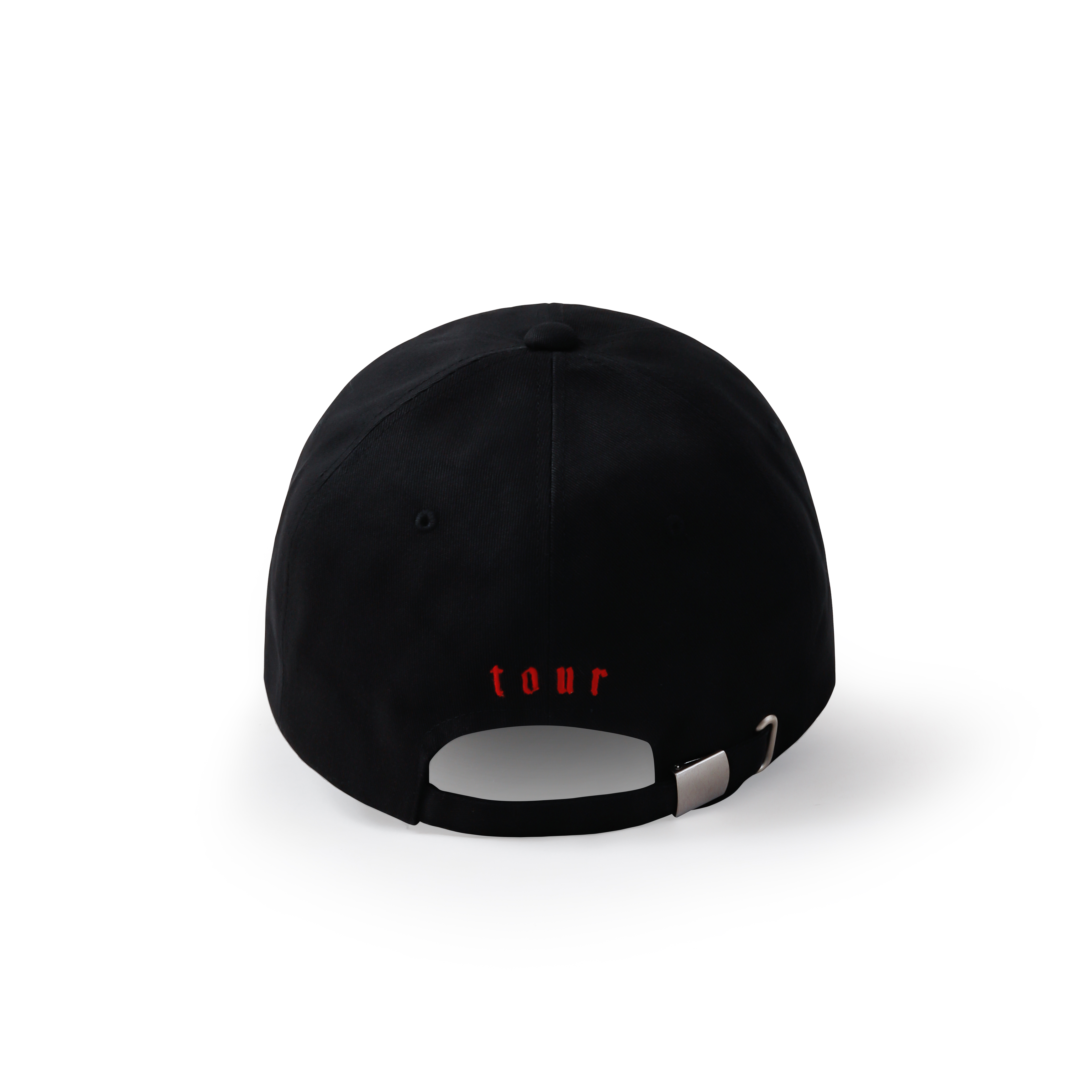 THE NINTH LOGO CAP / BLK×RED