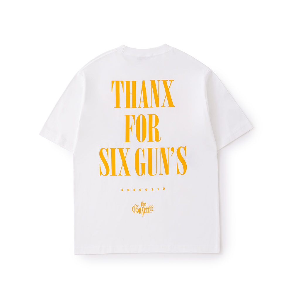 THANX SG TEE / WH・S