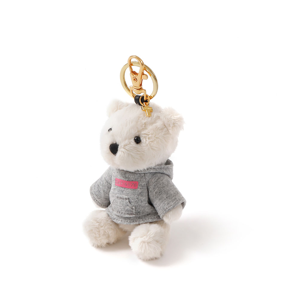 BEAR KEY RING(URUHA)