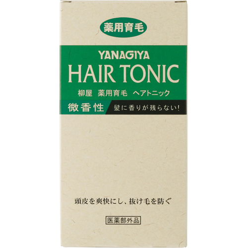 YANAGIYA Medicated Hair Growth Hair Tonic  <Subtly fragrant>