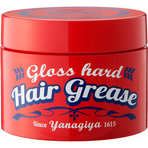 YANAGIYA Hair Grease <Gloss Hard>