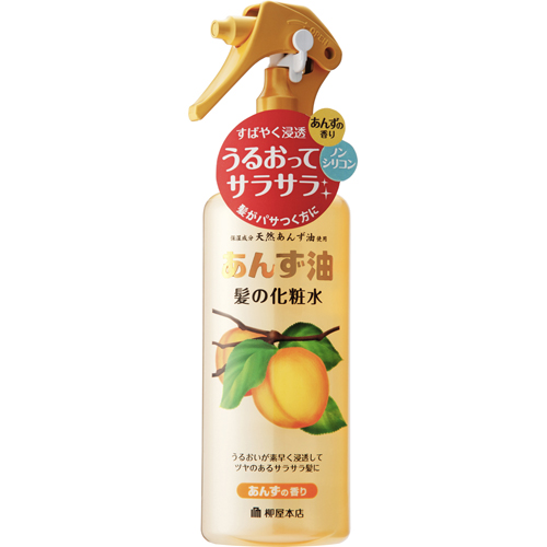 YANAGIYA Apricot Oil  Hair toning lotion <refill>
