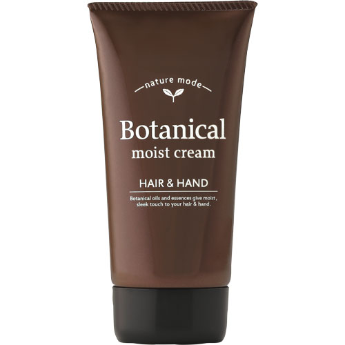 NATUREMODE Botanical moist cream <hair & hand>