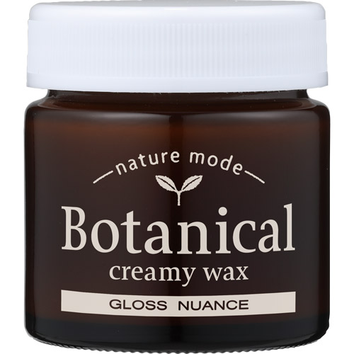 NATUREMODE Botanical creamy wax <gloss nuance>