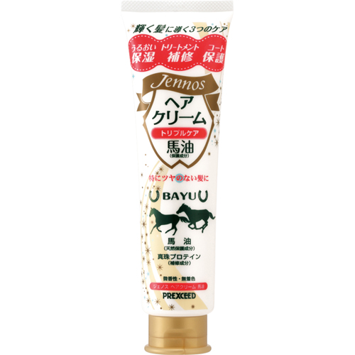 Jennos Hair Cream <Horse oil>