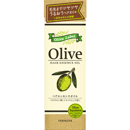 Olive Label Hair Essence Oil