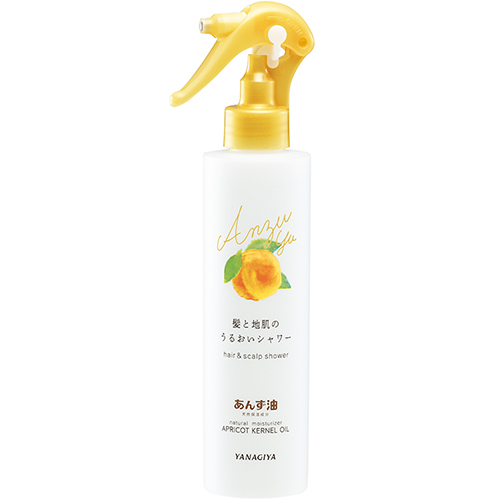 Apricot Hair Shower