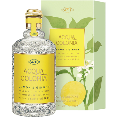 4711 Acqua Colonia Lemon & Ginger