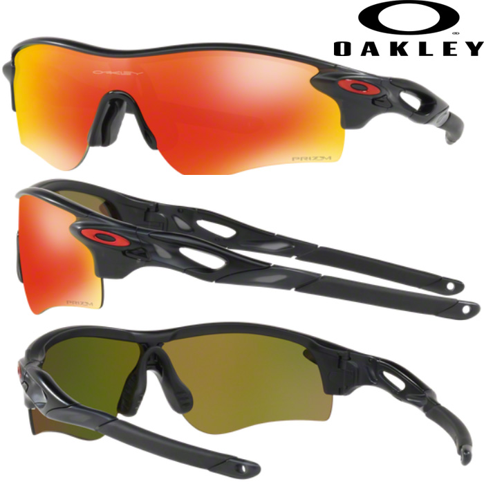 即日出荷 OAKLEY オークリー サングラス RADARLOCK PATH PRIZM RUBY BLACK (ASIA FIT) OO9206-42 oak17fw