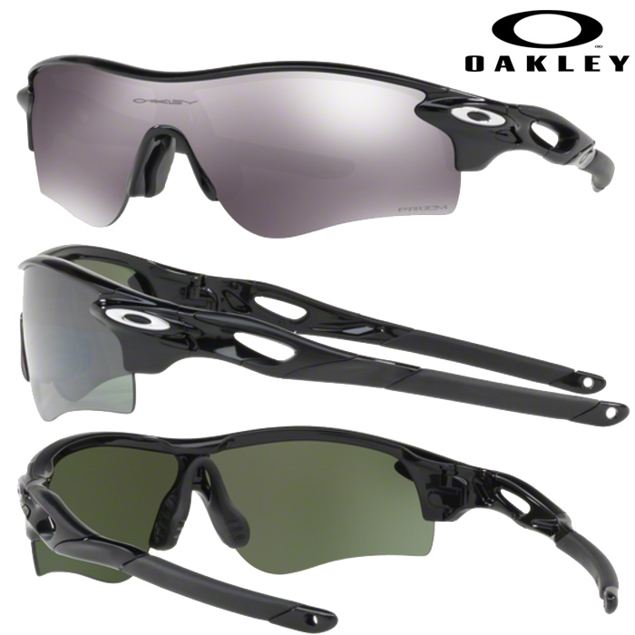 即日出荷 OAKLEY オークリー サングラス RADARLOCK PATH PRIZM BLACK POLISHED BLACK (ASIA FIT) OO9206-41 oak17fw
