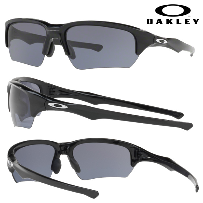 即日出荷 OAKLEY オークリー サングラス FLAK BETA (ASIAN FIT) POLISHED BLACK OO9372-01 oak17fw