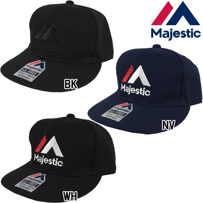 9027de30621c2 即日出荷 Majestic マジェスティック キャップ 帽子 野球 ベースボール ファッション XM13-MAJ-0026 maj18fw