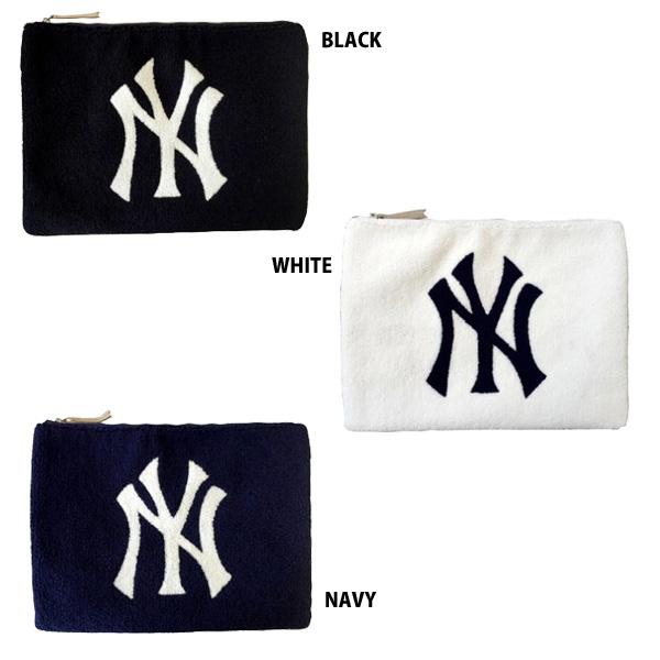 8727f3d7f158 イーカム MLB クラッチバック(大) ニューヨークヤンキース YK-CLH01