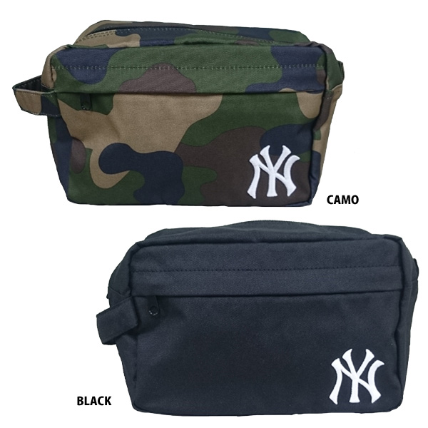 2f02d1cdb87b 即日出荷 イーカム MLB ニューヨークヤンキース ポーチ 小物入れ YK-PCH01