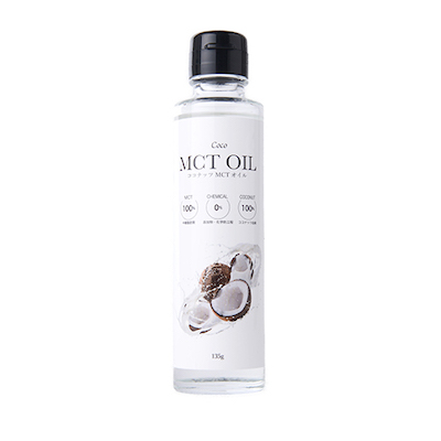 Coco MCTオイル 135g