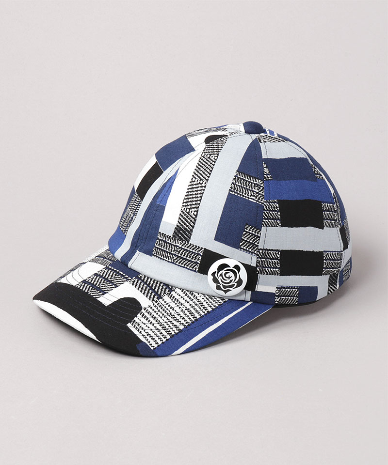 SUMMER SONIC PATTERN CAP