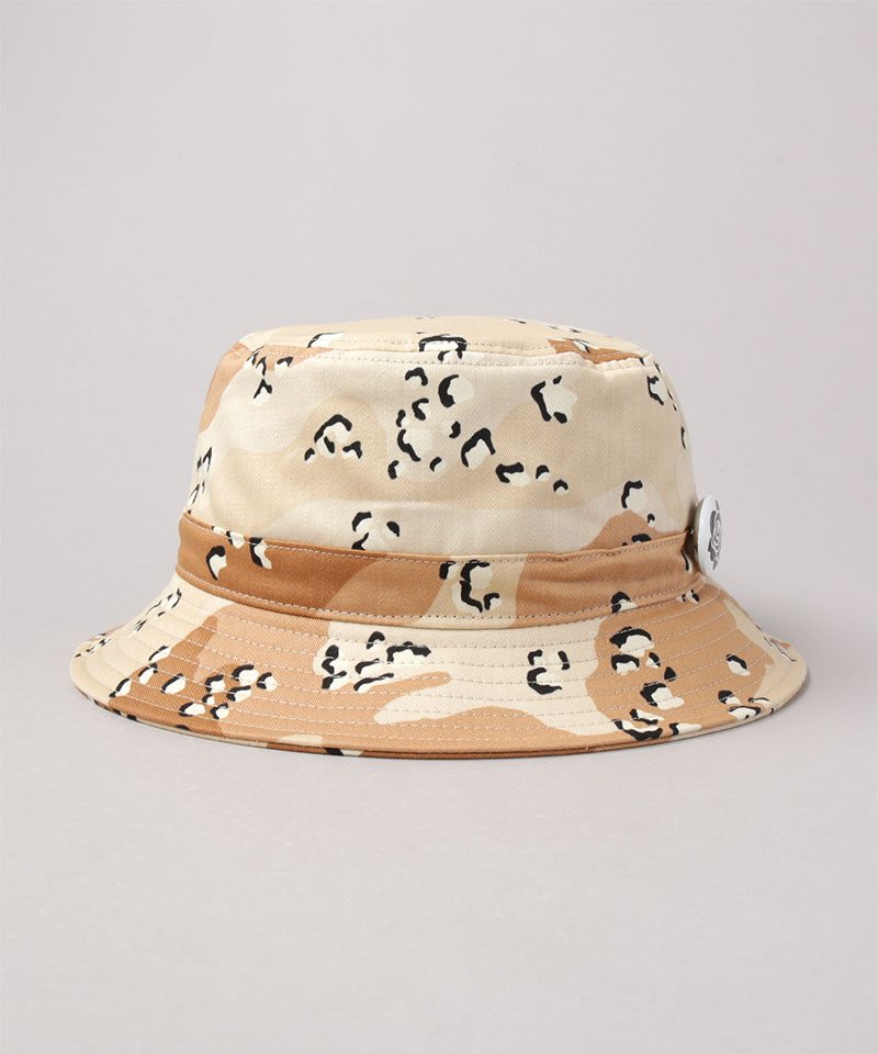 SUMMER SONIC PATTERN HAT