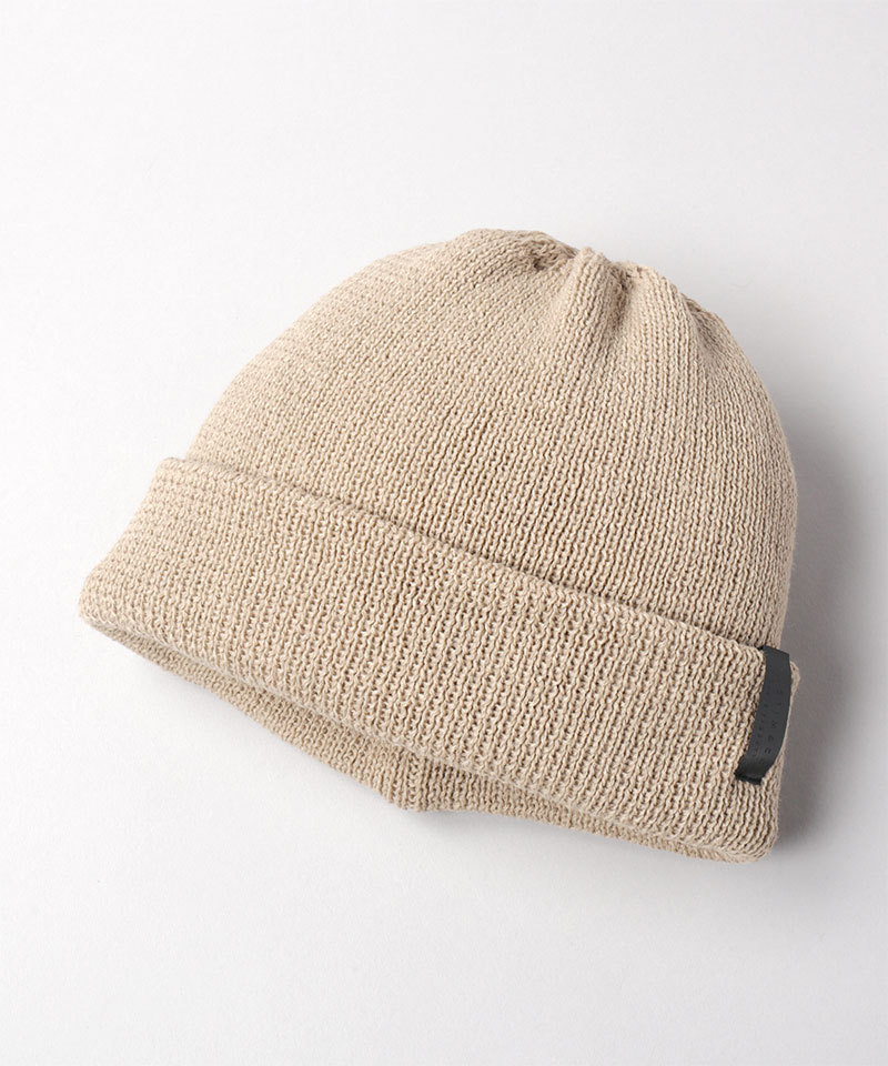 VICTIM × CA4LA BASIC KNITCAP