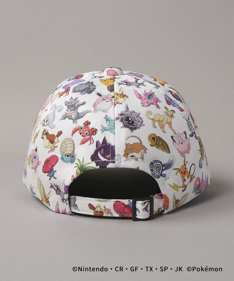 CA4LA FIND POCKET MONSTERS FIND YOUR POKÉMON CAP