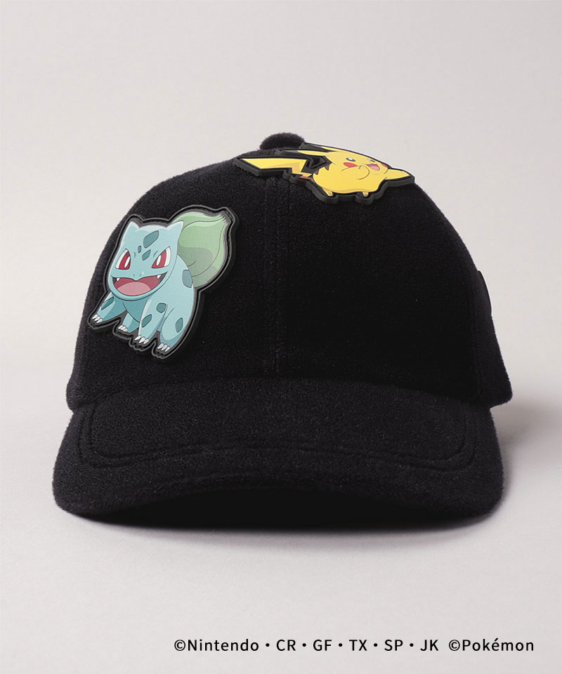 CA4LA FIND POCKET MONSTERS RUBBER WAPPEN CAP