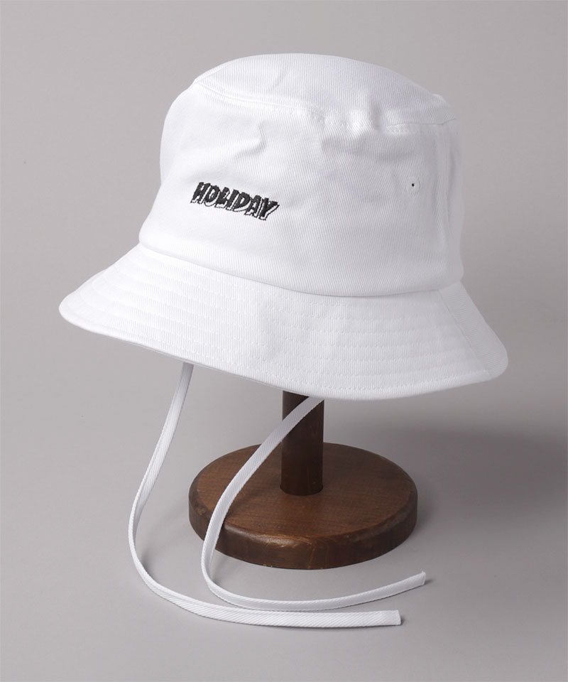 HOLIDAY x CA4LA BUCKET HAT