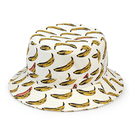 KIDS BANANA PT HAT 13W