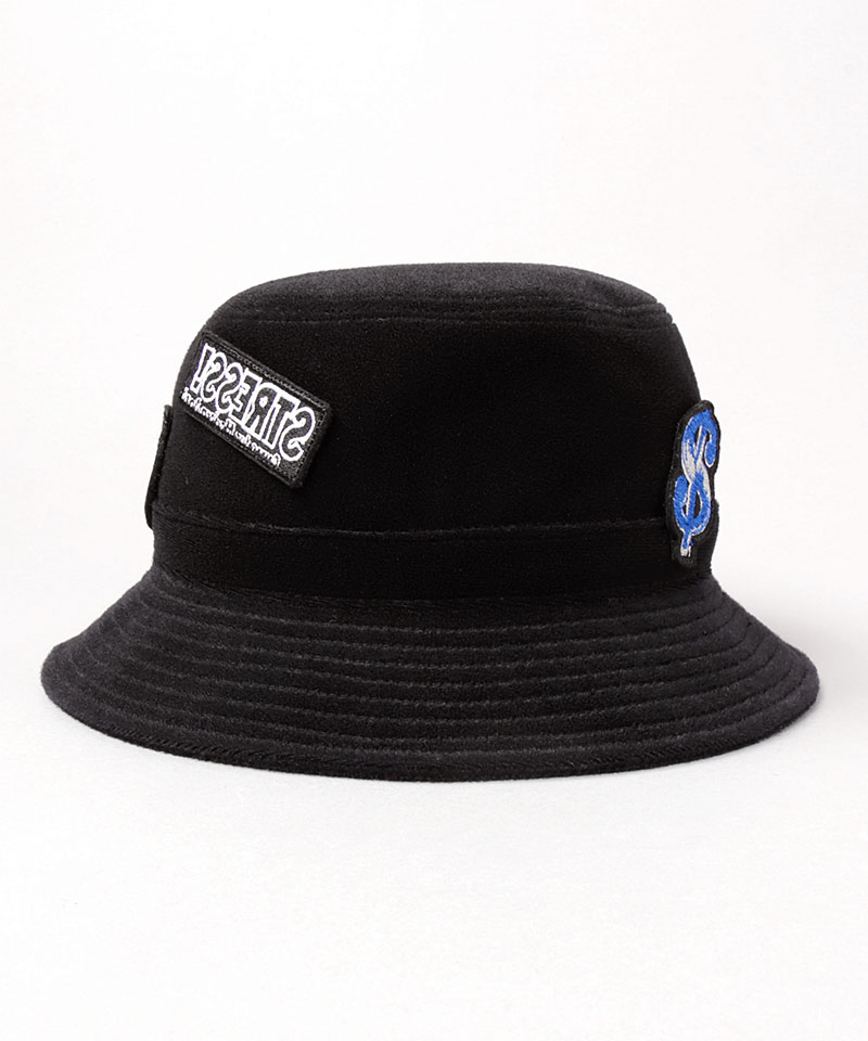KIDS ANDY WARHOL PATCH HAT
