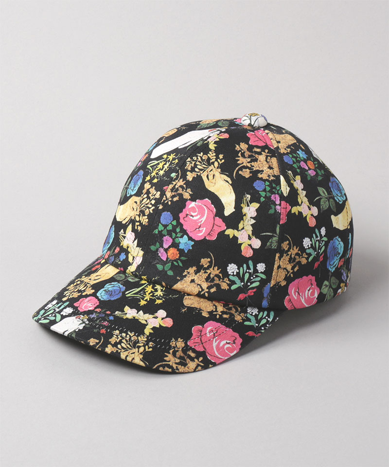 KIDS A GOLD BOOK BY ANDY WARHOL PATTERN CAP