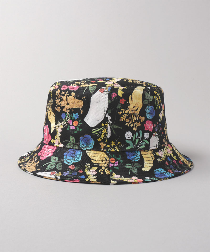 KIDS A GOLD BOOK BY ANDY WARHOL PATTERN HAT