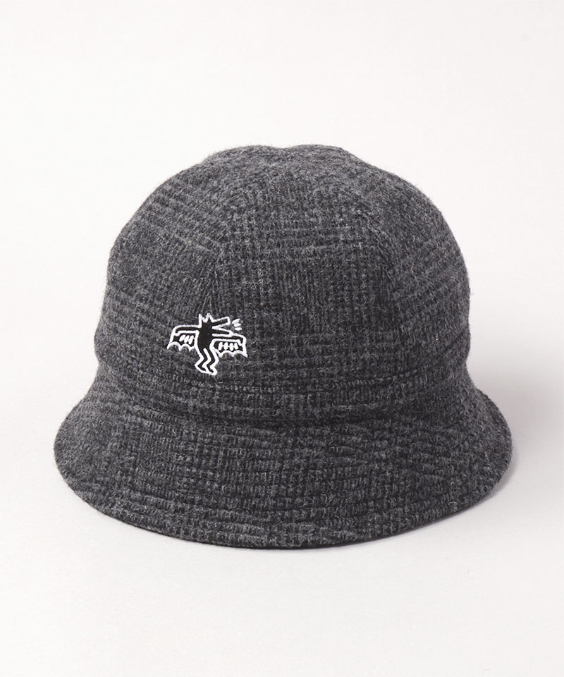 Keith Haring CHECK HAT02