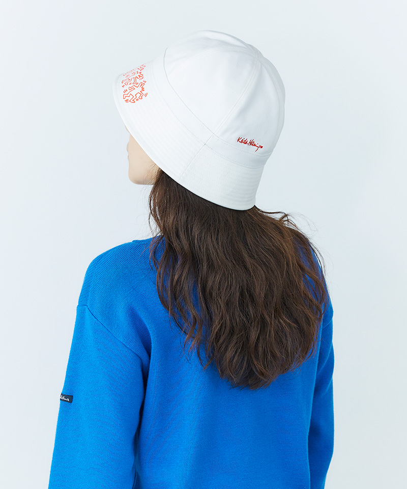 KEITH HARING HAT01
