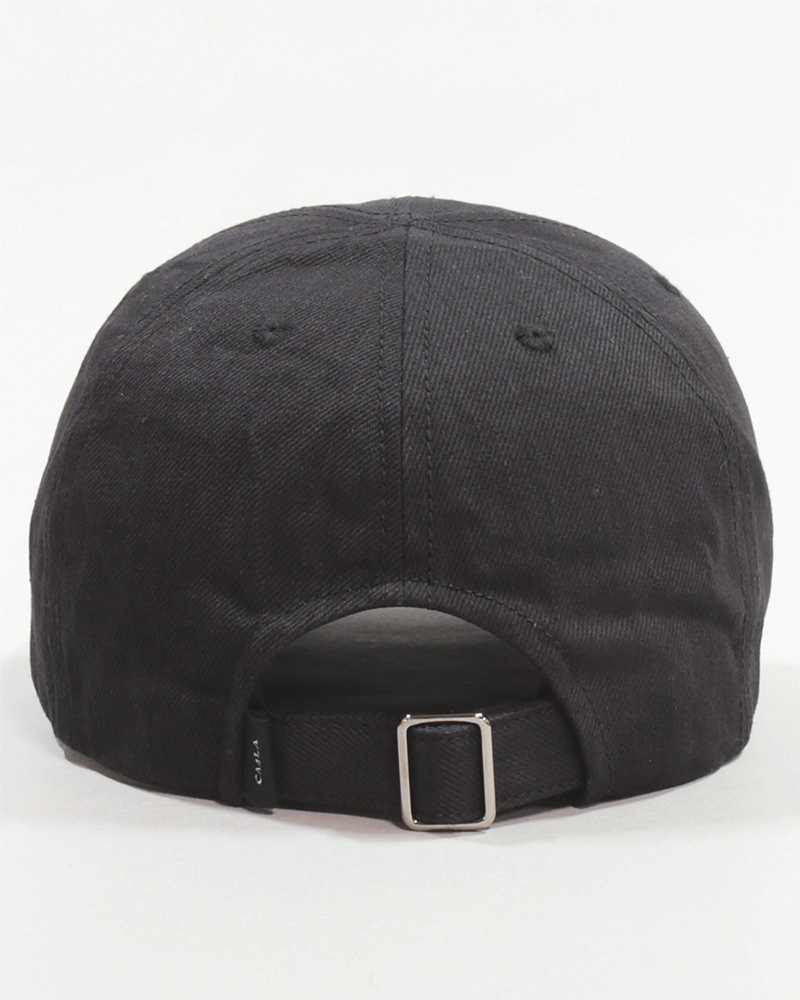 WASHED DENIM SHARP CAP