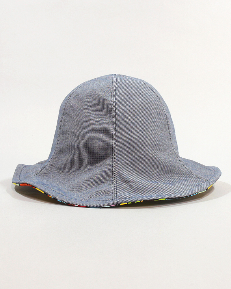 KIDS WASHED TULIP HAT RV