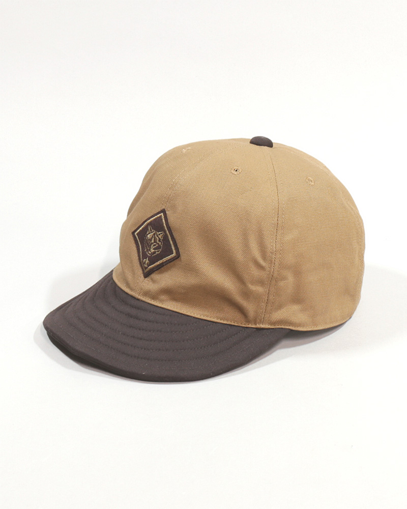 WASHED BS BALL CAP