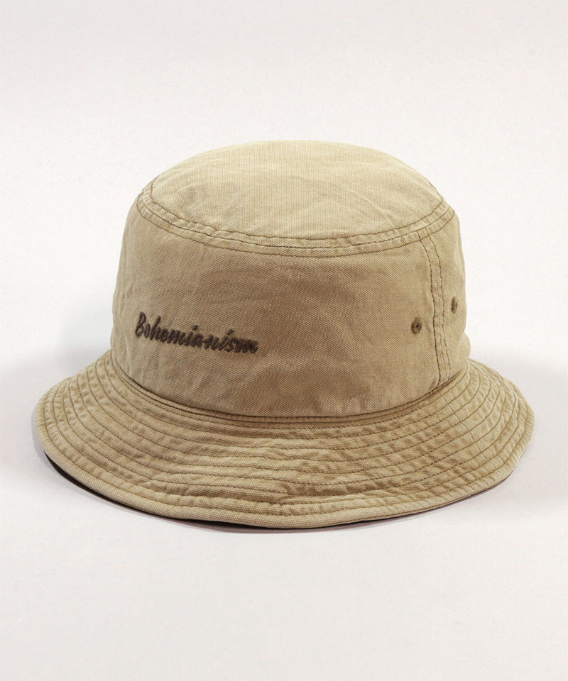 BOHEMIANISM BUCKET HAT