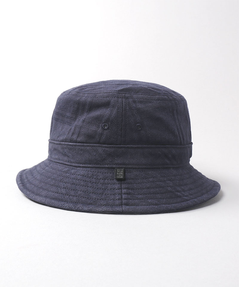 CHECK BUCKET HAT CT