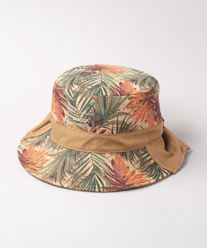 FLAP BUCKET HAT PL