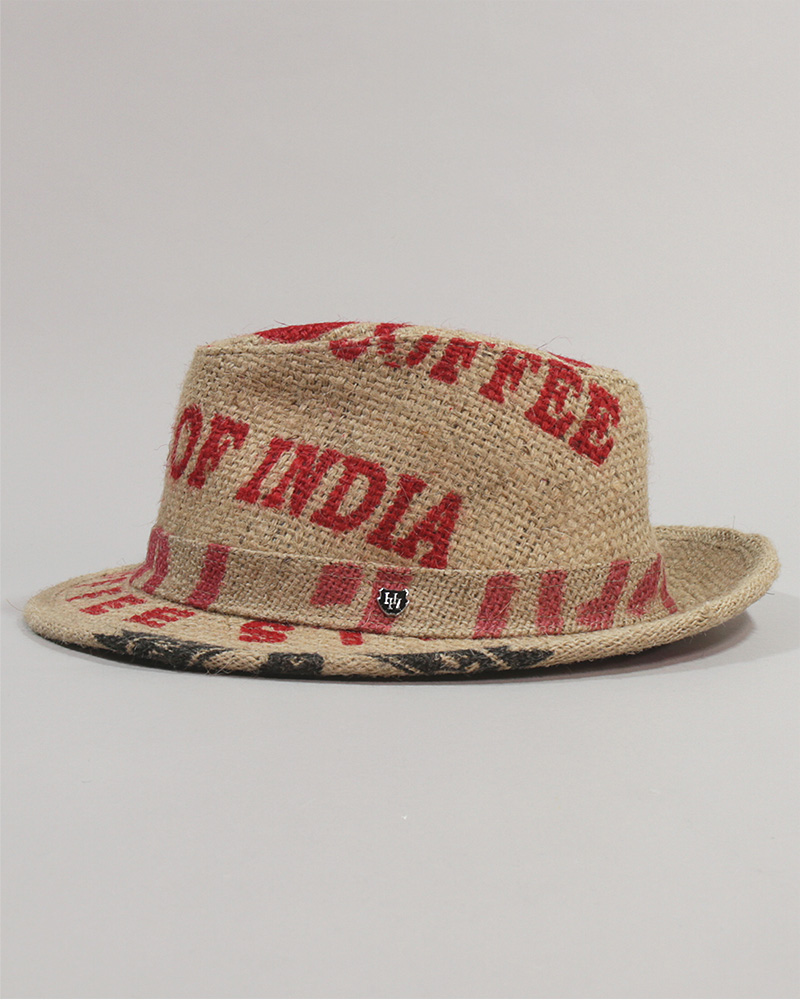 19 COFFEE SACK TRILBY