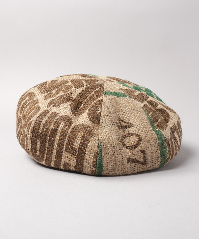 20 COFFEE SACK BERET