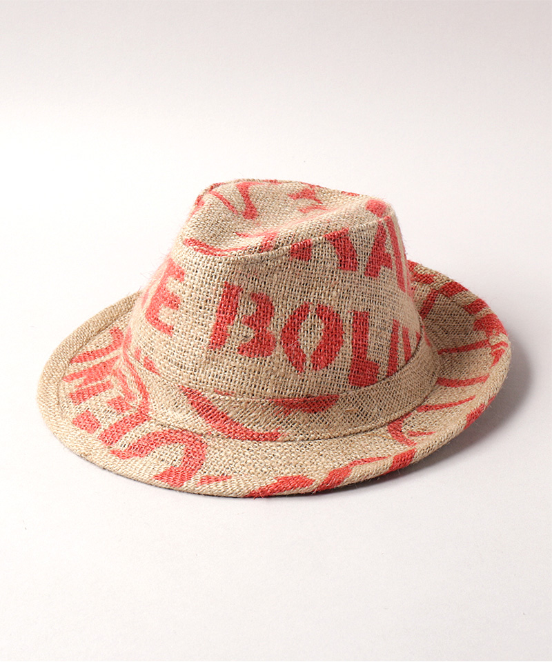 COFFEE SACK TRILBY