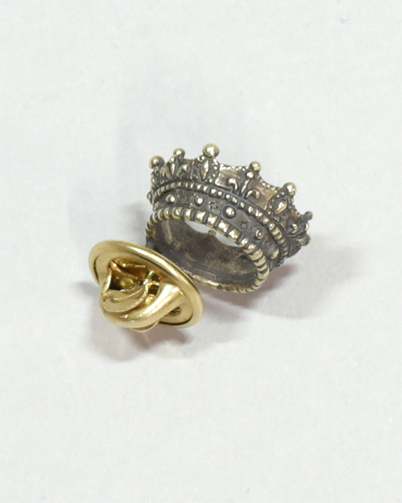 KINGS CROWN PIN