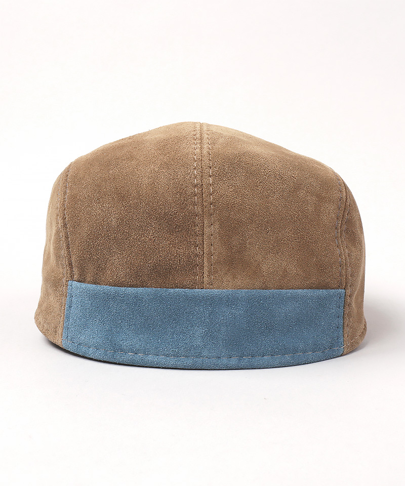 MARONE LEATHER CAP