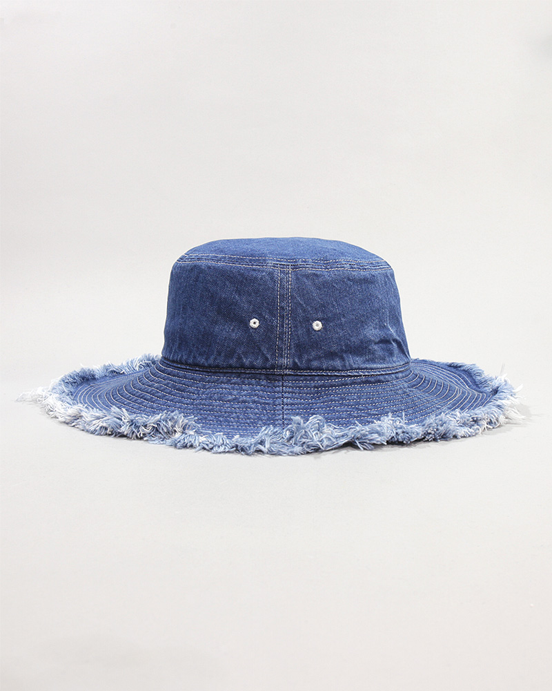 BASABASA DENIM HAT3